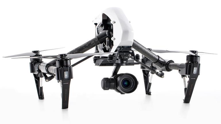 thiết bị chụp ảnh flycam 360 độ inspire pro x5